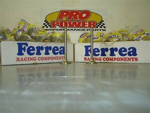 Ferrea Ss Valves 2 25 1 88 Big Block Chevy 454 427 409
