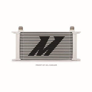Mishimoto Universal 19 row Oil Cooler Silver