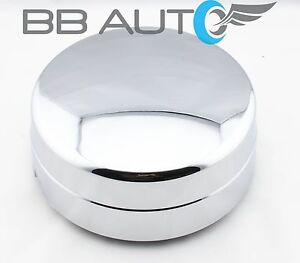 New Rear Wheel Chrome Center Hub Cap For 2003 2017 Dodge Ram 3500 1 ton Dually