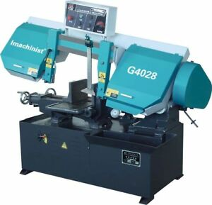 11 Inch Metal Cutting Band Saw Bandsaws Machine Horizontal Hydraulic Type