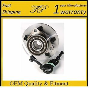 Front Wheel Hub Bearing Assembly For Ford Explorer 2006 2010