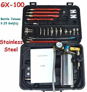 Big Sale Non Dismantle Cleaner Fuel Injector Cleaner Gx 100 Air Intake System