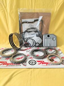Dodge 46re 47re Transmission Rebuild Kit W Steels Band Filter 1998 03