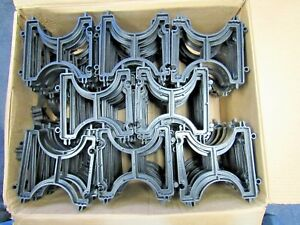 Case Gs Industries 4 X 3 Underground Vertical Duct Spacer Clamps Nos In Box