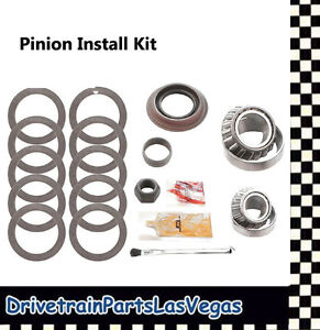 Chevy 9 5 Pinion Gear Install Rebuild Kit 14 Bolt Cover 1979 To 1997 Koyo