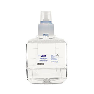 Advanced Green Certified Instant Hand Sanitizer Refill 1200ml Fragrance free