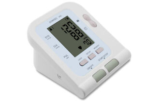 Us Ship Fda Ce Arm Blood Pressure Monitor Contec 08c Medical Professional Class