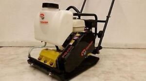 Packer Brothers Pb250 Plate Compactor Tamper 6 5 Hp Honda 256lb Forward Water