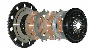 Competition Clutch Twin Disc For 02 08 Acura Rsx 02 11 Civic Si K20 2 0l