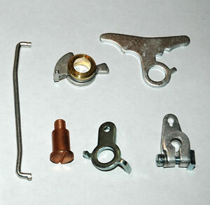 1956 61 Choke Lockout Kit Lh Side Carter Wcfb Dual Quads Corvette
