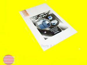 Platinum Polyester Laser Plates 11 x18 1 2 Works With Xante Printers