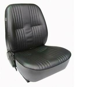 Procar 80 1400 51l Lh side Low Back Black Vinyl Bucket Seat