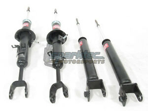 Kyb Excel g Shocks Struts Front Rear For 2003 2007 Infiniti G35 Coupe 3 5l New
