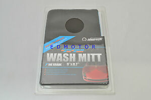 Nanoskin Autoscrub Clay Wash Mitt fine Grade Last 4x Longer Than Clay Bar