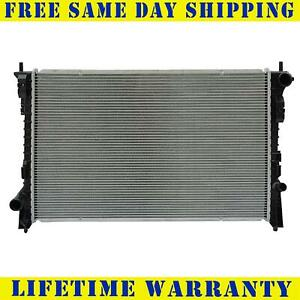 Radiator For 2007 2014 Ford Taurus Edge Lincoln Mks Mkt Mkx Fast Free Shipping