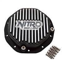 Nitro Differential Cover Gm 8 2 8 5 10 Bolt Rear Finned Aluminum Heavy Duty