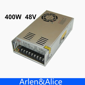 400w 48v 8 3a Single Output Switching Power Supply Ac To Dc Smps
