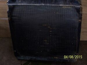 International farmall A c Super A And C Used Radiator