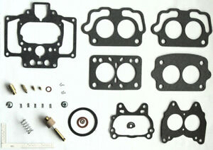 1950 51 Carter Wcd Model 2 Barrel Carb Kit Cadillac Numbers 742s