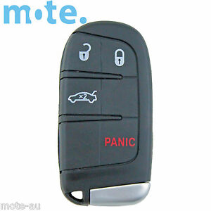 To Suit Chrysler 300 Lx 2012 2014 4 Button Key Remote Case shell blank