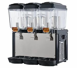 Cofrimell Coldream 3s 3 Bowl Spray Cold Drink Dispenser Free Shipping