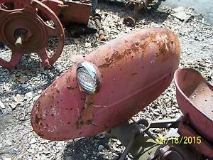 Mf Massey Ferguson 35 50 65 135 150 230 235 245 255 265 Tractor Pair Of Fender