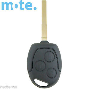 To Suit Ford Focus Mondeo Falcon Remote Key Blank Replacement Shell Case