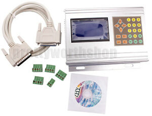 3 Axis Tb6560 Cnc Stepper Motor Drive Box With Control Keypad lcd Display 3rd