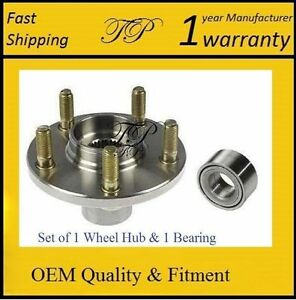 Honda Civic Si Model Only 2006 2011 Front Wheel Hub Bearing Kit With Abs
