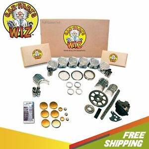 Engine Rebuild Kit Fits 99 00 Jeep Cherokee Grand Cherokee 4 0l L6 Ohv 12v Vin S