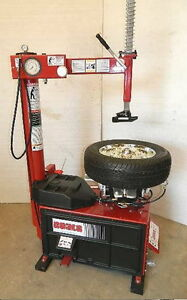 Remanufactured Coats 5060ex Tire Changer With 1 Year Warranty