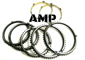 Ford Gm Zf 6 Speed Transmission S 650 Synchronizer Syncro Ring Kit