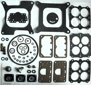 Carb Rebuild Kit Holley Double Pumper Hi Perf List 4776 4777 4778 4779 4780 4781