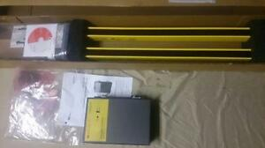 Saftey Light Curtain Omron Type Ms48000s 20 0640 Control Baxs Omron Rm 2ac ip