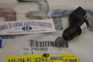 2001 2005 Pontiac Grand Am Side View Mirror Control Switch New Oem 22624805