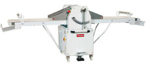New Thunderbird Floor Standing Dough Sheeter Roller Tbd 600