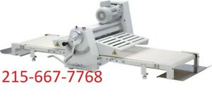 New Axis Ax tds Table Top Reversible Dough Sheeter Tabletop Dough Roller