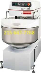 Brand New Thunderbird 135 Qt Quart Spiral Dough Mixer Asp 80