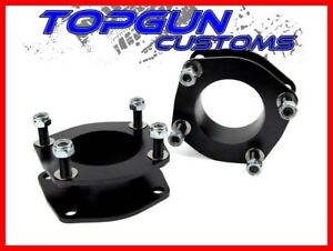 Fits 05 10 Jeep Grand Cherokee Wk 3 Inch Front Steel Lift Leveling Spacer Kit