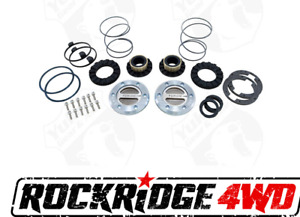 Yukon Hardcore Locking Hub Set For Dana 44 Gm Ford 1 2 3 4 Ton 19 Spline