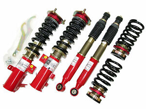 F2 Function And Form Type 1 Coilovers 12 15 Honda Civic 13 15 Acura Ilx