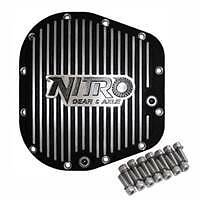 Nitro Differential Cover Ford 9 75 Finned Aluminum Rust Proof Heavy Duty 4x4