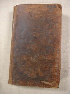 The Analogy Of Religion By Joseph Butler 1793 Bible