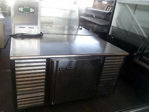 Traulsen Rbc50 Blast Chiller With Printer