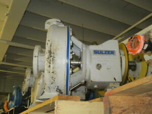 Sulzer Pump Model Cpt 24 1b Material A890 Stainless Sku Pt9062