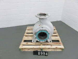 Sulzer Pump Model Npt 42 6 Material A890 Stainless sku Pt8994