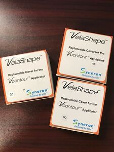 Syneron Velashape Small Applicator Cover For Vcontour Replaceable Cover