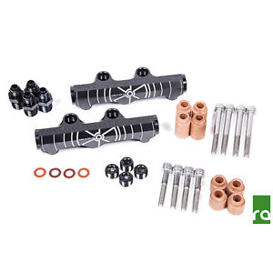 Radium Engineering Top Feed Fuel Rail Upgrade Kit For 2007 15 Subaru Wrx Sti