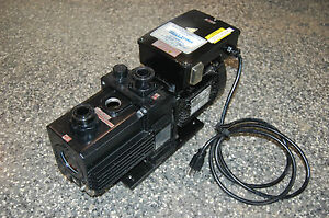 Ulvac Model Gld 040 Two stage Vacuum Pump 220 Volt