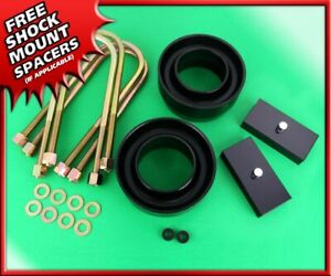 3 Front 3 Rear Level Lift Kit For 2002 2008 Dodge Ram 1500 2wd W 3 5 Axle